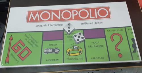 Juego De Mesa Monopolio