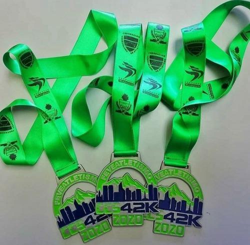 Medallas Carreras Caminatas Maratones Eventos Deportivos...