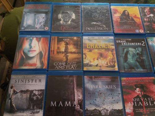 Peliculas Blu Ray Viejas..0.50$