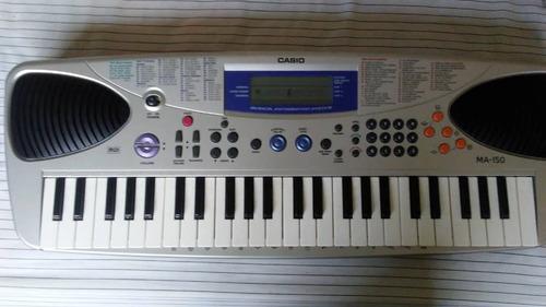 rgano Casio Ma-150