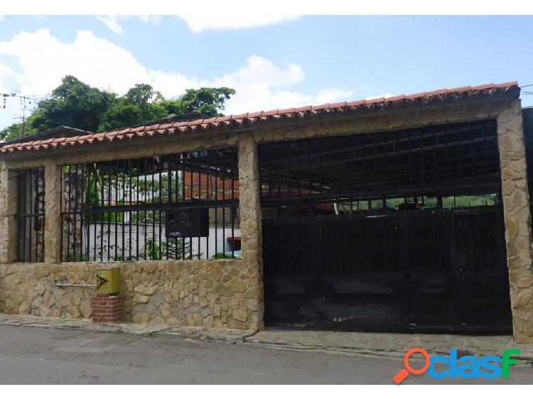 Casa + 2 Anexos Quebrada La Virgen Los Teques
