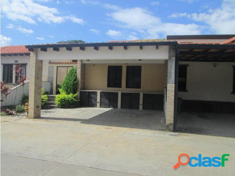 Casa en Venta Portuguesa Araure 20- 2569 MMM