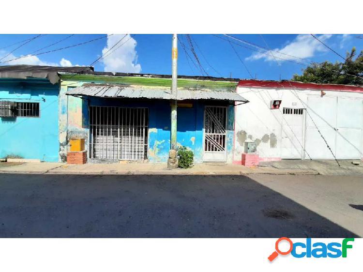 Casa en el Barrio San Agustín, Maracay.