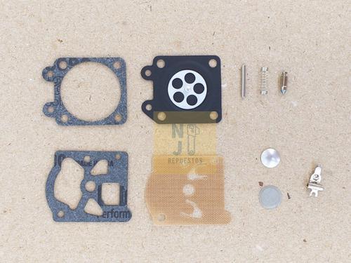 Kit De Carburador Desmalezadora Stihl Fs-280