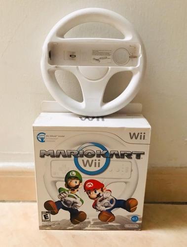 Volante De Mario Kart Para Wii