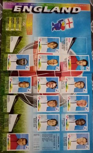 lbum De Mundiales 94, 98, 2002,2006, 2010. Leer