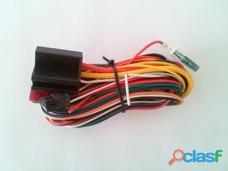 ARNESS DE 10 PINES PARA GPS TRACKER TK 103A y B