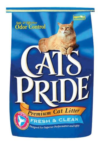 Arena De Gatos Cats Pride Fresh Clean 20 Lbs 9,07 Kilos 20v