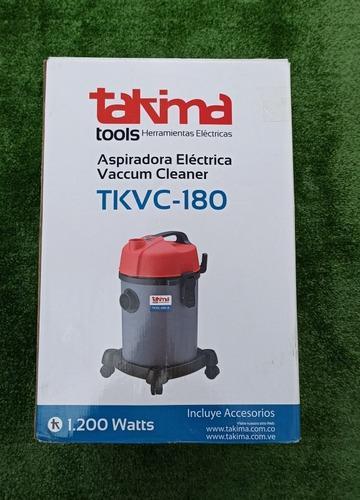 Aspiradora Industrial 1200 W Takima