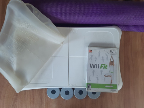 Combo Completo De Wii Fit