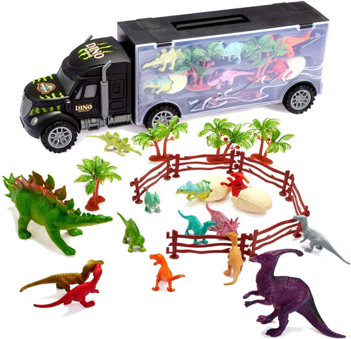 Dinosaurio Camion Importado