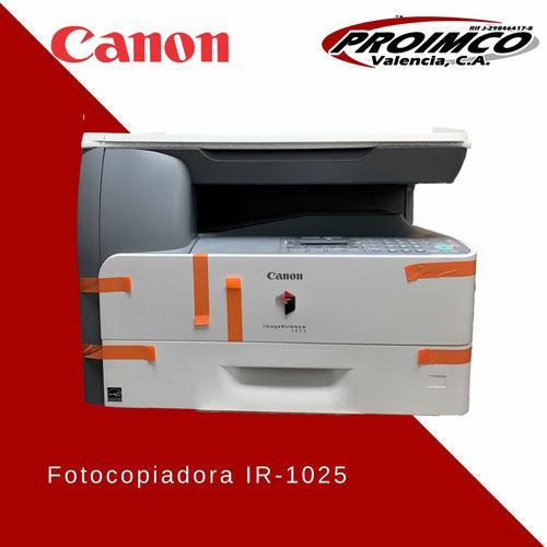 Fotocopiadora E Impresora Canon Imagerunner 1025 Nueva