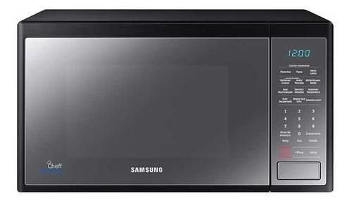 Horno Microondas Samsung 32 Litros Ms32j5133am