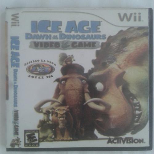 Juegos Wii La Era Del Hielo Leer Publicacion Completa