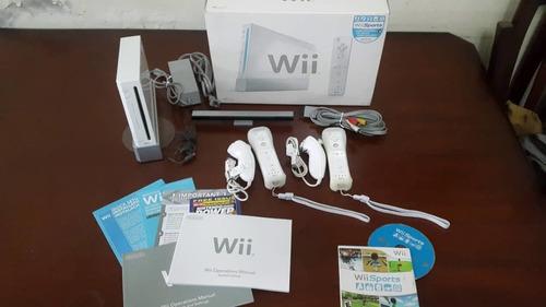 Nintendo Wii Sport Ideal Para Su Niño Jesús