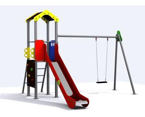 Parque Infantil, Niños, Niñas, Exteriores, Navidad,
