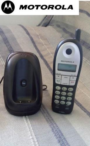 Teléfono Inalámbrico Motorola 2.4ghz M6220 Oportunidad 20z