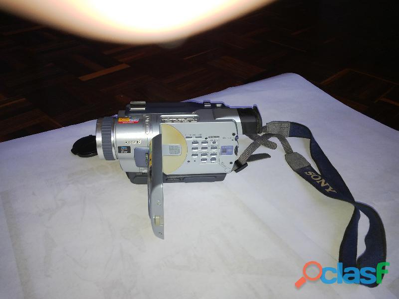 filmadora y camara sony, digital 8 MODELO DCR 1RV530 NTSC