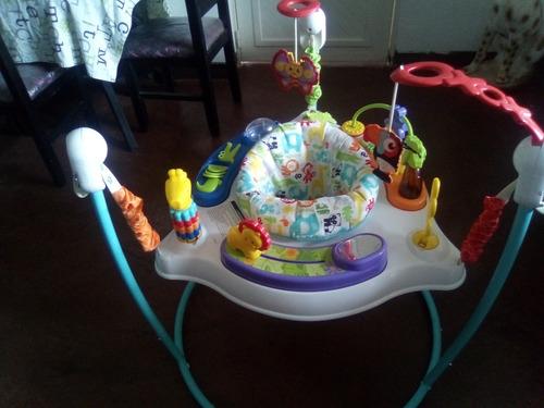 Brinca Brinca Fisher Price Usado Perfecto Para Tu Bebé