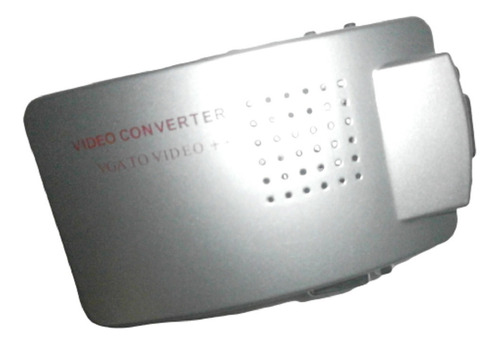 Convertidor De Video Vga A Rca Video Al Tv X Entrada Rca