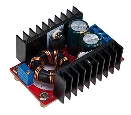 Convertidor Elevador De 150w Dc A Dc Cargador De Voltaje