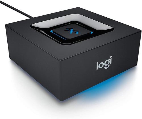 Receptor De Audio Bluetooth Logitech Rca Distancia 15mts