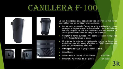 Canillera De Futbol F100