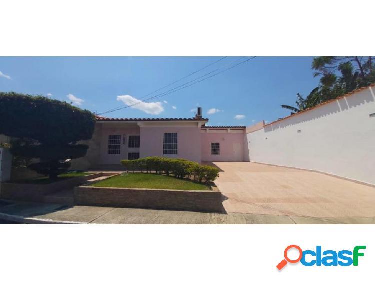 Casa en Venta en Cabudare 20-11034 Carlina Montes RAH