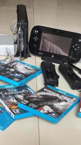 Nintendo Wii U De Luxe