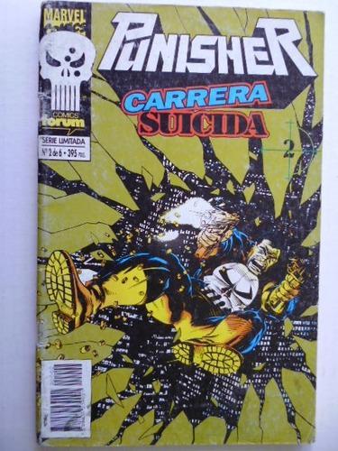 Punisher,carrera Suicida Nro.2 Comics Forum España En