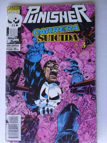 Punisher,carrera Suicida Nro.3 Comics Forum España En
