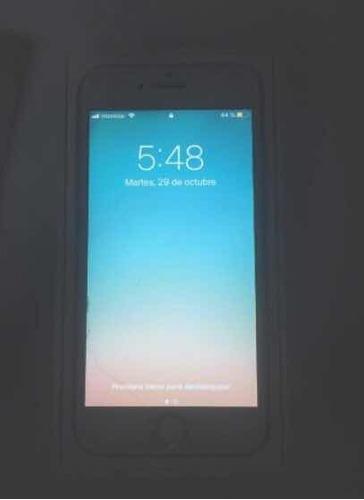 iPhone 6 De 64 Gb Silver Liberado Todas Las Operadoras