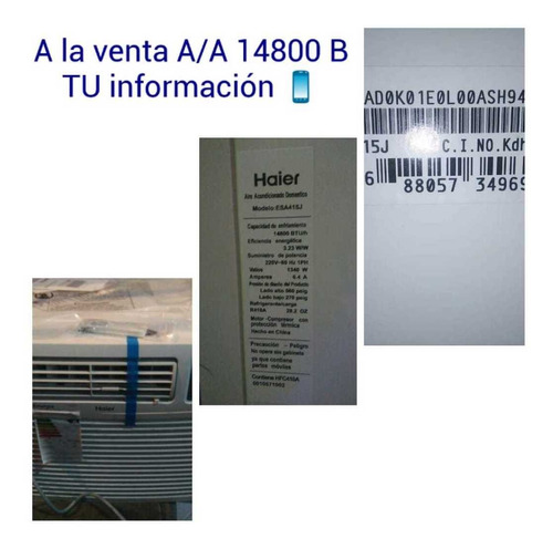 A La Venta A/a De  Btu