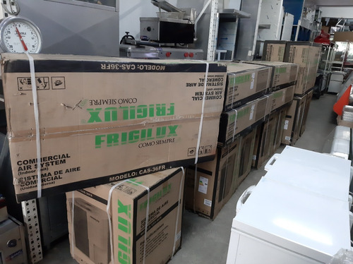Aire Acondicionado 3 Toneladas Piso Techo Frigilux
