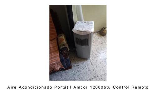 Aire Acondicionado Portátil Amcor btu Control Remoto