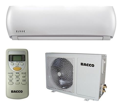 Aire Acondicionado Split Bacco 5 C Bas18cw btu