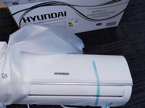 Aire Acondicionado Split De  Btu. Marca Hyundai Nuevo