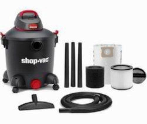 Aspiradora Electrica De 12 Gal 4.5 Hp Shop Vac