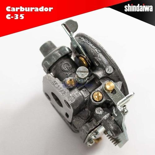 Carburador Desmalezadora Shindaiwa C35