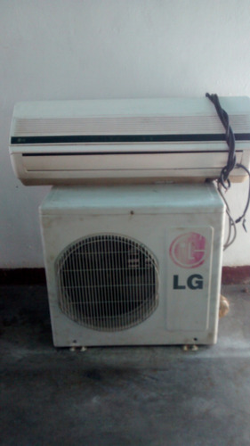Consola De Aire Acondicionado LG Split  Btu