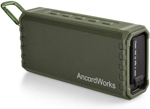 Corneta Bluetooth Portatil Hifi 20w Y 24 Horas De Batería