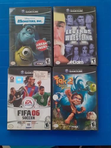 Juegos De Game Cube Originales Usados