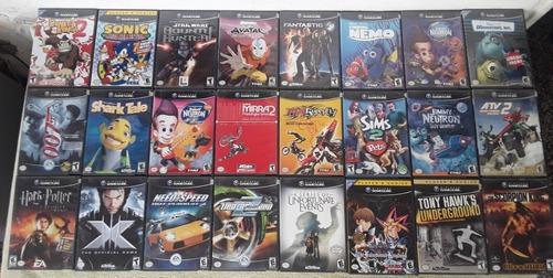 Juegos Nintendo Gamecube Originales Sólo Venta Somos Tienda