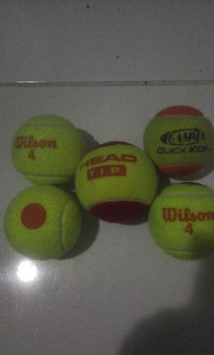 Pelotas Wilson De Tenis Para Niños
