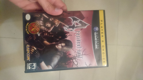 Resident Evil 4 Nintendo Gamecube Compatible Wii