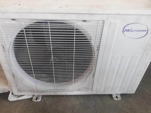 Unidad Condensadora Aire Acondicionado 12 Mil Y 18 Mil