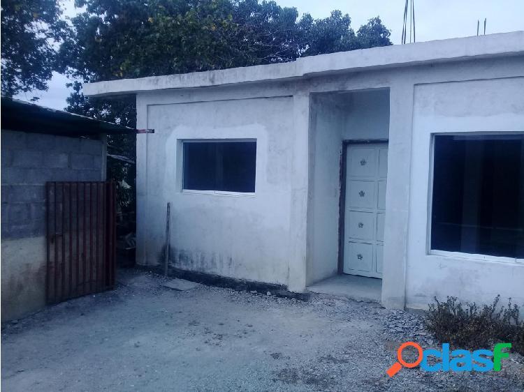 Casa en venta Quibor 20-11757 AS