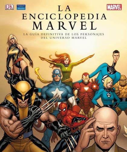 Enciclopedia Marvel Cómic Digital Español