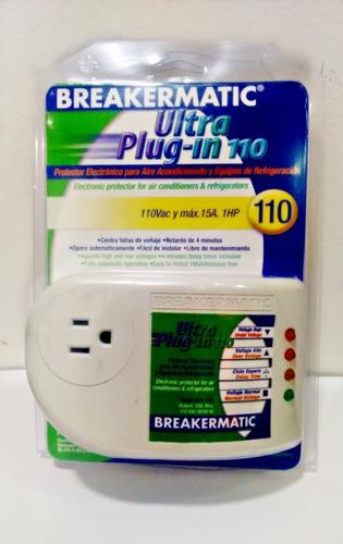 Protector Ultra Plug Para Aire Acondicionado Y Regrigeracion