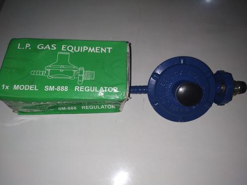 Regulador De Gas Para Bombonas De  Kg